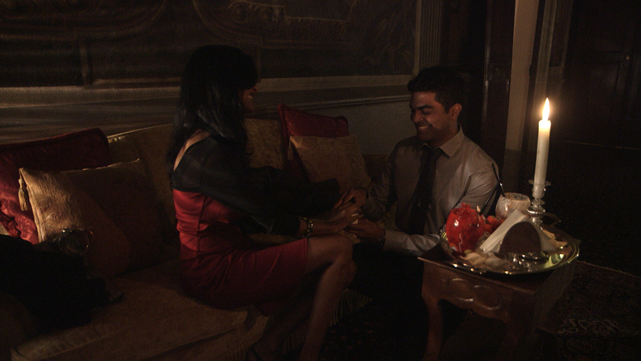 Peri & Deepa wedding proposal
